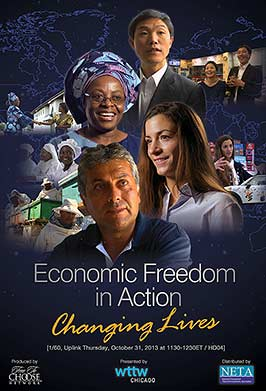 Economic Freedom in Action: Changing Lives