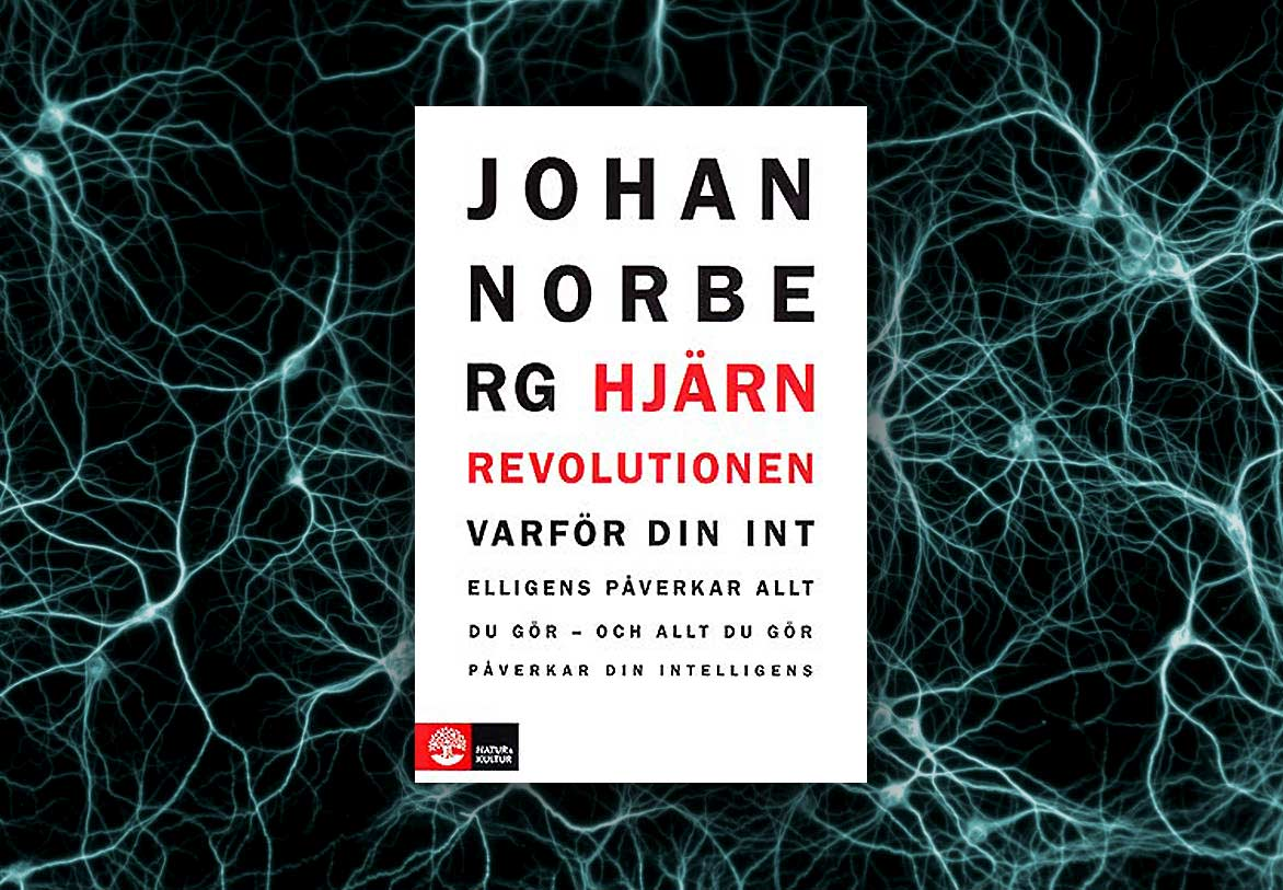 Paperback edition of Hjärnrevolutionen out now